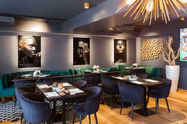 Schevenels Horeca inrichting - Fifth Avenue - Hasselt